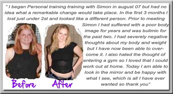 Personal Trainer Stourbridge